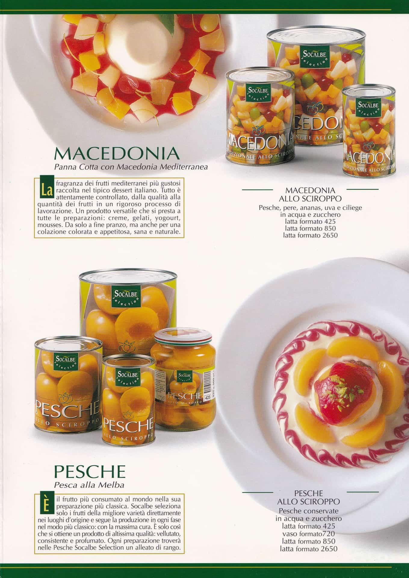 La Frutta - Socalbe